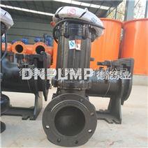 南京河道排水泵浮筒式安装潜水泵