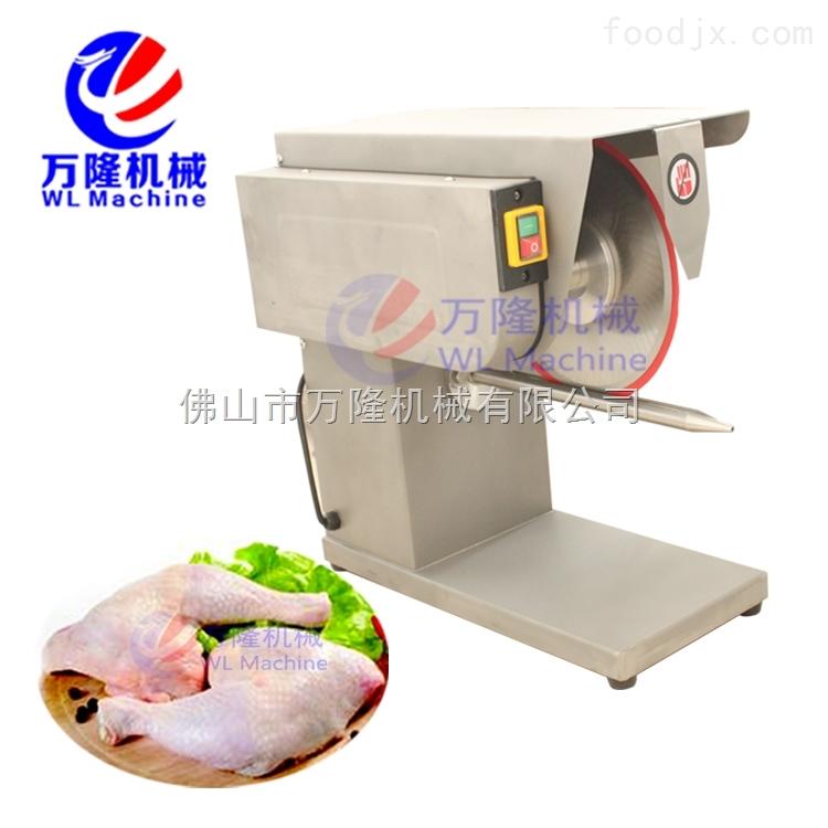 厂家直销家禽分割机 鸡鸭鹅切开机 切割机