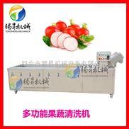 TS-X300-超值优惠 供应连续式香橙 桔子清洗设备 喷淋式洗果机