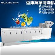 蔬菜清洗机 多功能气泡洗菜机迈康厂家直销