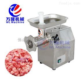 WJR-12商用牛肉馅拌馅机 不锈钢肉粒绞肉机
