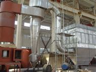 XZG硅酸锆旋转闪蒸干燥机