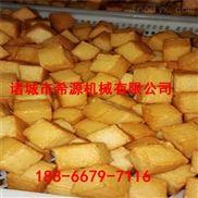 鱼豆腐油炸生产线