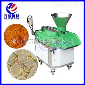 QG-35厨房立式切菜机 柠檬切片机 切片切丝切丁机