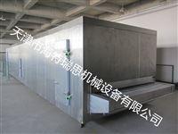 TF150肉类 水饺隧道机价格 小型隧道速冻机