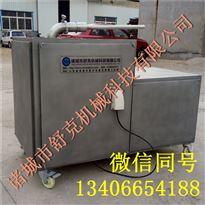 SKYGXC300新款腊肠液压灌肠机大型中式香肠设备