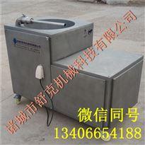 SYGC560广式腊肠全自动液压灌肠机一键触控