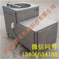 SKGCY500鸡肉腊肠大型液压灌肠机不锈钢高速