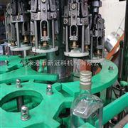 CGF24-24-8厂家供应扁瓶劲酒灌装封口机