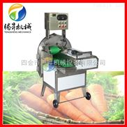 TS-Q120-不锈钢商用切菜机 多功能电动切丝机 蔬菜辣椒切段切丁切片机