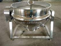 糕点电加热蒸汽可倾斜夹层锅