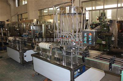 GDF瓶装酱油灌装机