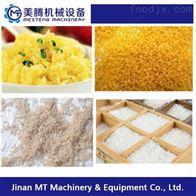 膨化机设备烘干机 营养大米生产线