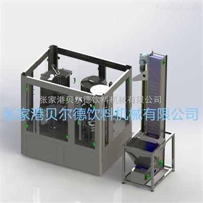 CGF 8-8-4纯净水灌装生产线设备