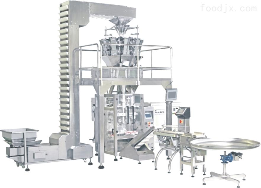 自动化称重包装机