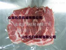 松日供应大物件肉制品双室真空包装机