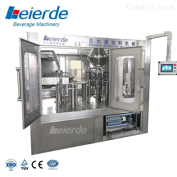 茶热饮灌装生产线 果汁饮料灌装机设备