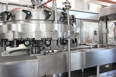 易拉罐果汁(不含汽)应料包装生产线
