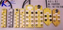 M12多接口插座式分线盒,I/O分线模块