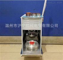 小型台式铝盒罐碗手压封口机烤榴莲封铝盒机