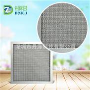 深圳丹泽金属网初效空气过滤器十二年老厂家
