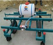 多功能一體機覆膜噴藥施肥-花生播種機