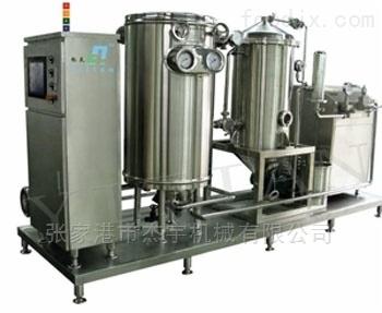果汁高壓均質脫氣係統
