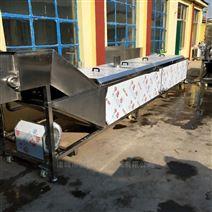 槐花漂燙機,連續式殺青機流水線供應商
