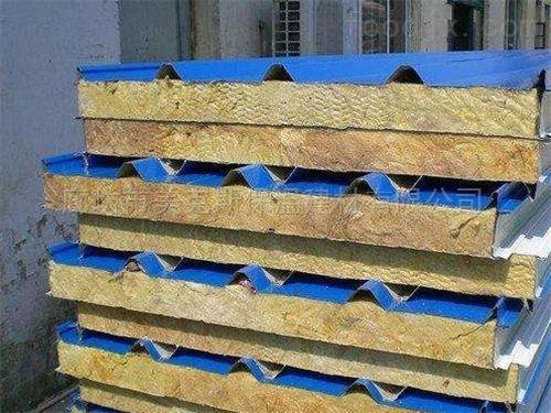 岩棉保温板厂家厂家规模