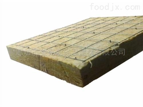 铝箔岩棉保温板厂家标准