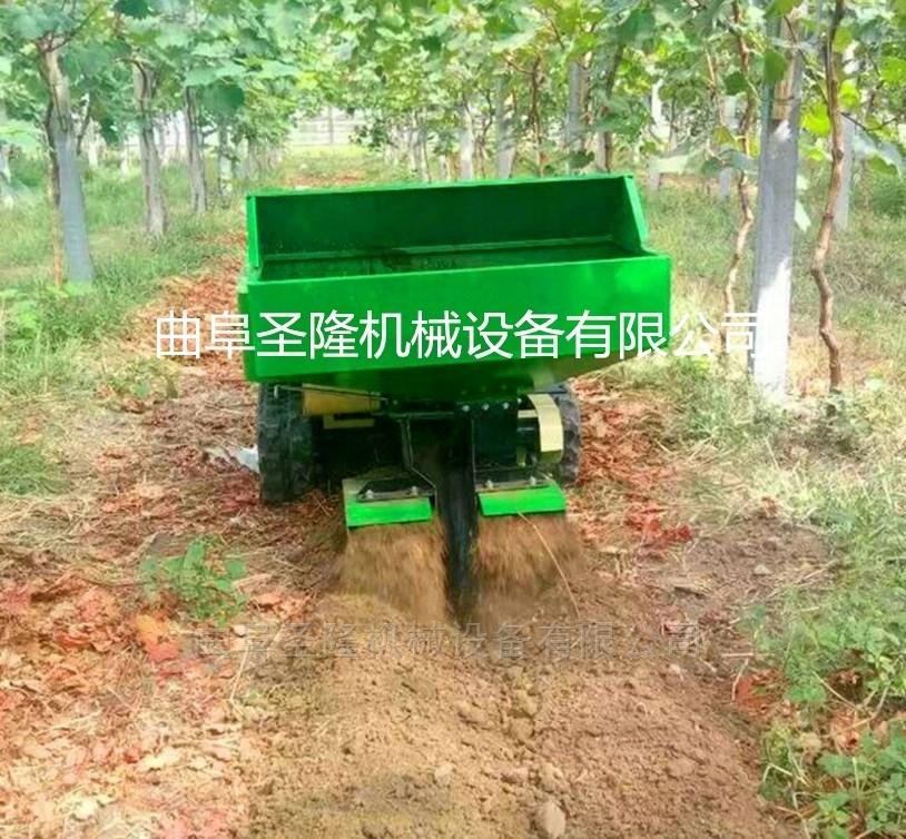 多功能田园施肥回填机