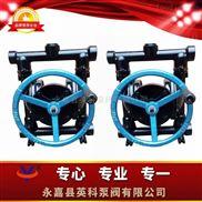 YKS-铸铁手动隔膜泵 隔膜式手油泵 新产品手摇式隔膜泵