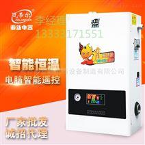淮南市电采暖炉的性能特点