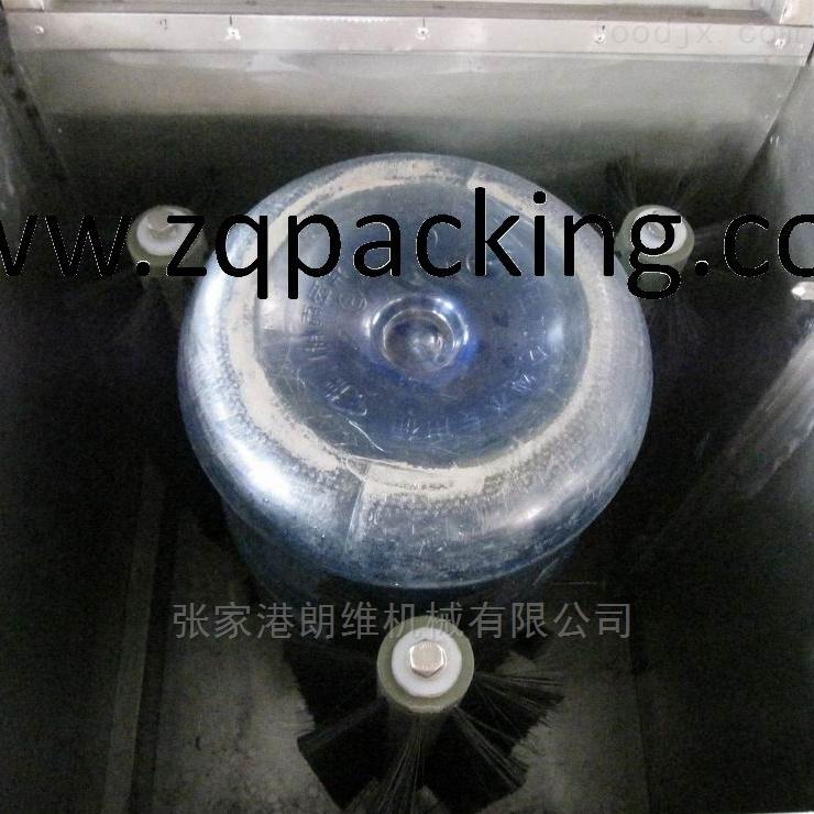 大桶拔盖刷桶机自动洗桶机设备