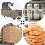 HQ-TSJ400~800-全自動桃酥餅干生產線 食品加工設備價格