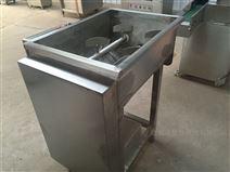 真空不锈钢自动出料拌馅机易清洗坚固耐用