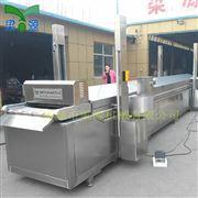 腐竹油炸流水线 全自动豆制品油炸机