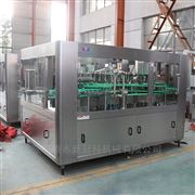 CGF-12-12-4果汁饮料灌装机/玻璃瓶铝质盖