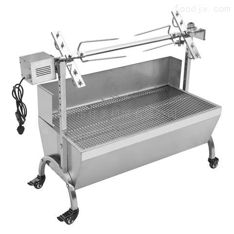 双置物台烤炉