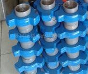 高压阀门连接用锻钢4寸FIG1003型焊接由壬