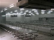 食品加工厂做一个50平方速冻冷库要多少钱