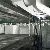 速冻面条网带式速冻机