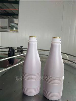 全自动铝箔封口灌装机