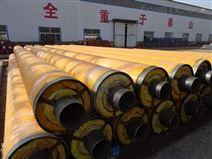 钢套钢岩棉保温螺旋钢管厂家