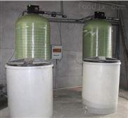 锅炉空调循环水软水器再生系统