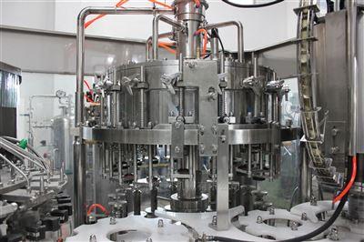 盐汽水灌装机