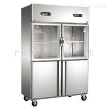 孝感—食堂4门厨房冷柜