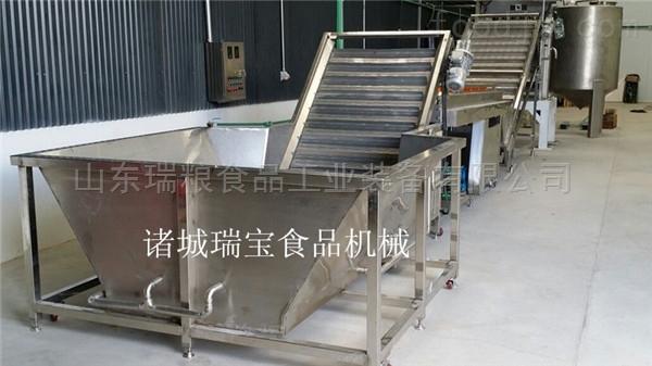 定制蔬菜清洗机 自动化洗黄豆芽食品机械设备