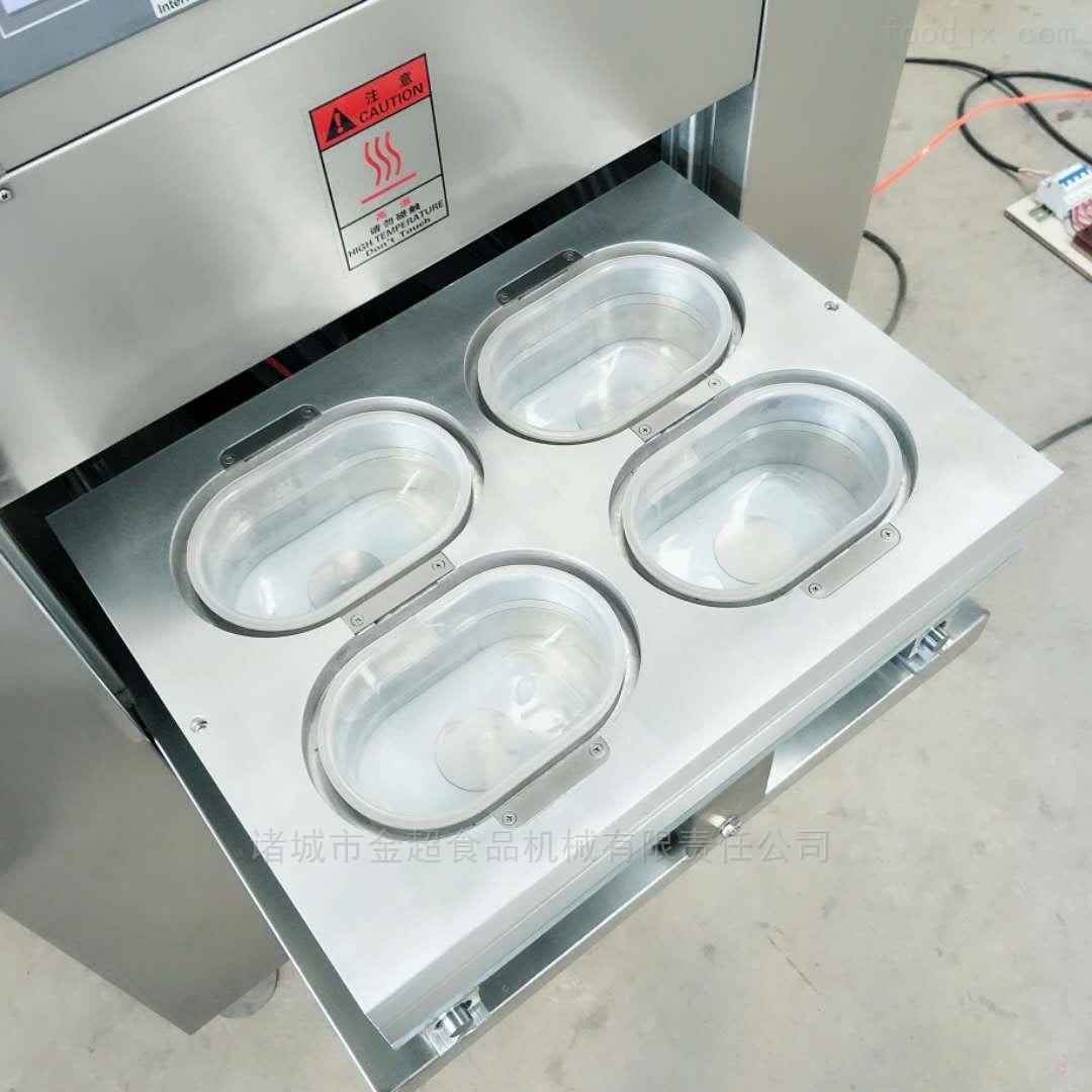 金超牌烧鸡盒式包装机