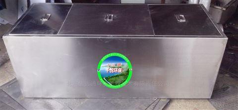 云南不锈钢隔油池生产